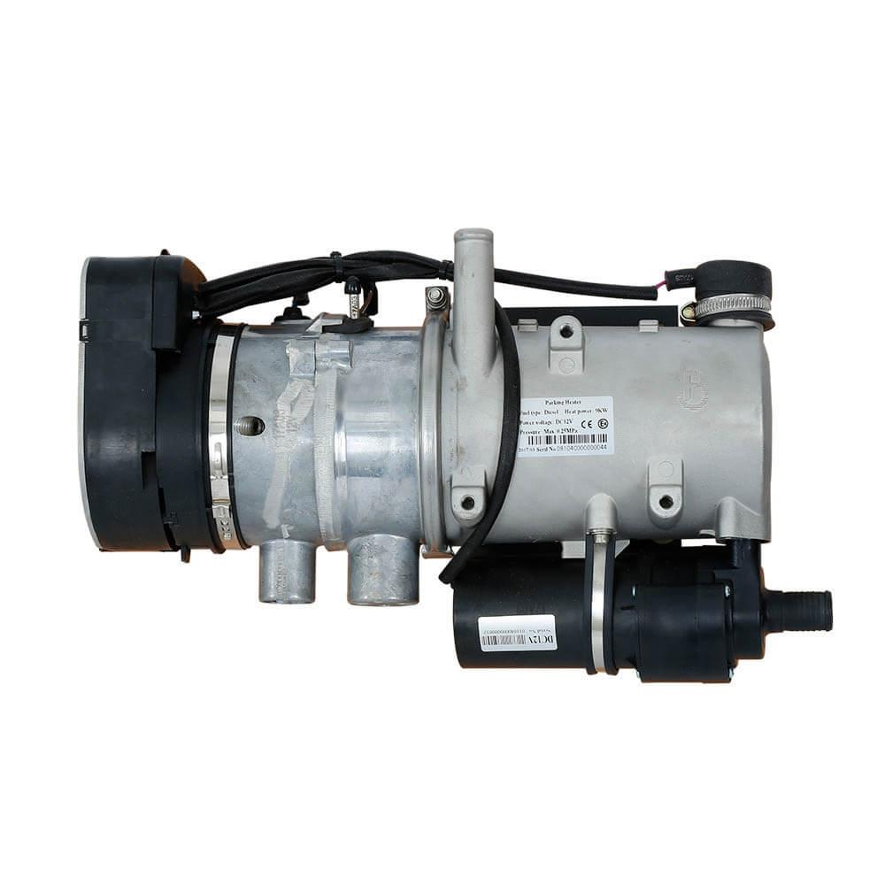 Engine Coolant Heater 9kw 12v Belief Air Parking Heater